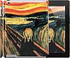 "Чехол на iPad 2/3/4 Крик Мунка ""2800c-25"""