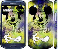 "Чехол на Samsung Galaxy S3 i9300 Swag. Mickey Mouse v2 ""1070c-11"""