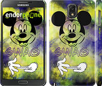 "Чехол на Samsung Galaxy Note 3 N9000 Swag. Mickey Mouse v2 ""1070c-29"""