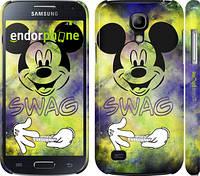 "Чехол на Samsung Galaxy S4 mini Duos GT i9192 Swag. Mickey Mouse v2 ""1070c-63"""