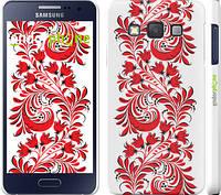 """Чехол на Samsung Galaxy A3 A300H Хохлома 4 """"253c-72"""""""