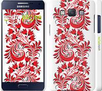 """Чехол на Samsung Galaxy A5 A500H Хохлома 4 """"253c-73"""""""