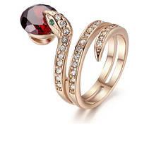 кольца c кристаллами SWAROVSKI