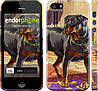 "Чехол на iPhone 5 GTA 5. Heroes 5 ""959c-18"""