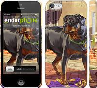 "Чехол на iPhone 5c GTA 5. Heroes 5 ""959c-23"""
