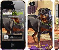 "Чехол на iPhone 4s GTA 5. Heroes 5 ""959c-12"""