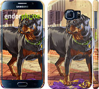 "Чехол на Samsung Galaxy S6 G920 GTA 5. Heroes 5 ""959c-80"""