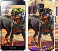 "Чехол на Samsung Galaxy S5 Duos SM G900FD GTA 5. Heroes 5 ""959c-62"""