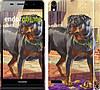 "Чехол на Huawei Ascend P6 GTA 5. Heroes 5 ""959c-39"""