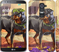 """Чехол на LG G2 GTA 5. Heroes 5 """"959c-37"""""""