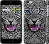 """Чехол на iPhone 6 Plus Леопард v3 """"1088c-48"""""""