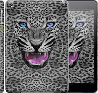 "Чехол на iPad 5 (Air) Леопард v3 ""1088c-26"""