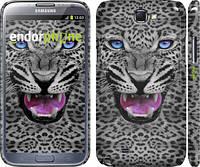 "Чехол на Samsung Galaxy Note 2 N7100 Леопард v3 ""1088c-17"""