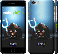 "Чехол на iPhone 6 Angry birds. Star wars ""545c-45"""