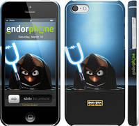 "Чехол на iPhone 5c Angry birds. Star wars ""545c-23"""