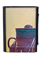 Блокнот DM 01 Сова в кувшине разноцветный - 176813