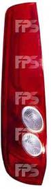 Фонарь задний для Ford Fiesta '06-08 правый (DEPO) 3-х дверная
