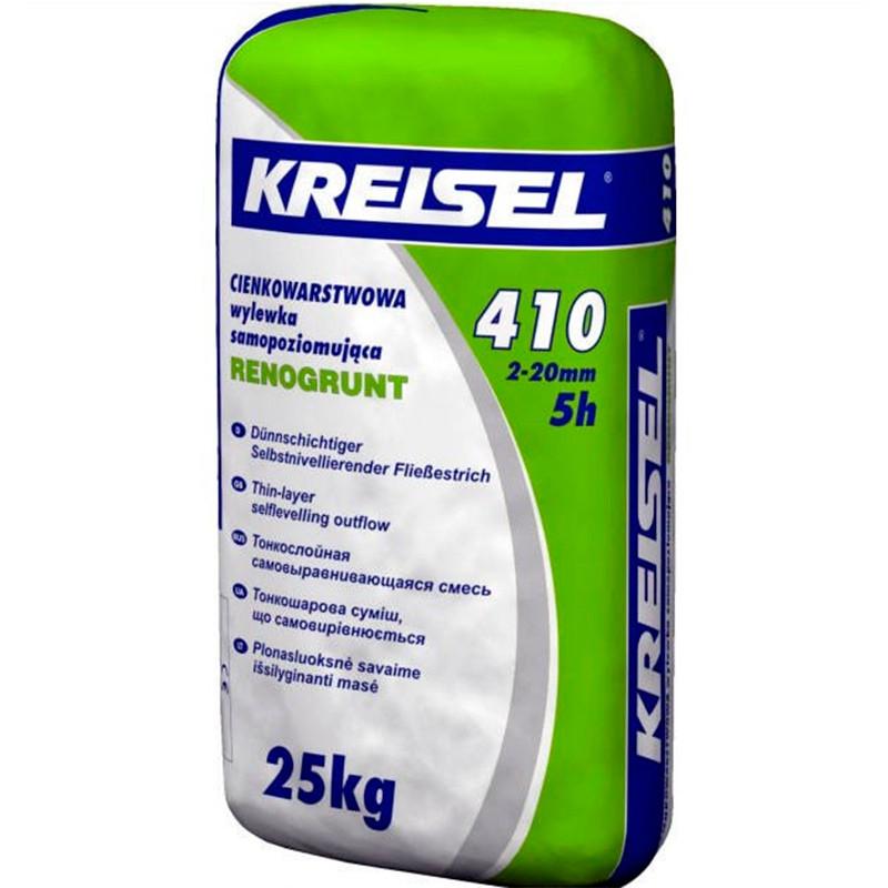 Смесь д\пола самовыравн. KREISEL Renogrunt 410 (Крайзель Реногрунт) 25 кг