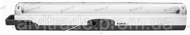 Светильник  аварийного освещения BUKO BK281 Т8 1*20 DC 6V 4AH