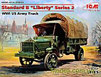 """Американский грузовик Первой мировой войны Стандарт Б """"Свобода"""" Серия 2"""