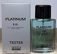 Туалетная вода для мужчин Platinum E.G 100ml Tester