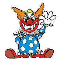 Виниловая Наклейка Glozis Clown