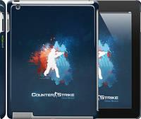 "Чехол на iPad 2/3/4 Counter-Strike ""2759c-25"""