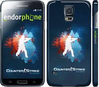 "Чехол на Samsung Galaxy S5 Duos SM G900FD Counter-Strike ""2759c-62"""