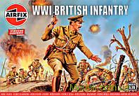 Первая мировая война, Британская пехота