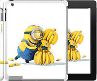 "Чехол на iPad 2/3/4 Миньоны 3 ""297c-25"""