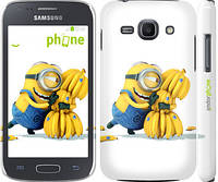"Чехол на Samsung Galaxy Ace 3 Duos s7272 Миньоны 3 ""297c-33"""
