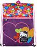 Сумка для обуви с карманом 601 Hello Kitty‑2