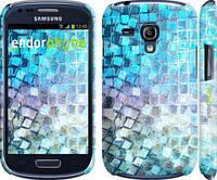 """Чехол на Samsung Galaxy S3 mini Переливающаяся чешуя """"227c-31"""""""