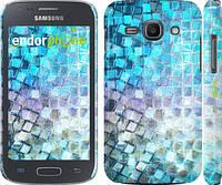 """Чехол на Samsung Galaxy Ace 3 Duos s7272 Переливающаяся чешуя """"227c-33"""""""
