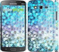 "Чехол на Samsung Galaxy Grand 2 G7102 Переливающаяся чешуя ""227c-41"""