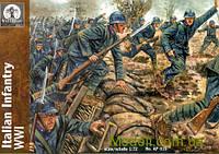 Итальянская пехота, Первая мировая война
