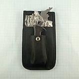 Туристический набор Х-4 Топорик,ножи,пила,удобная рукоять,чехол, фото 2