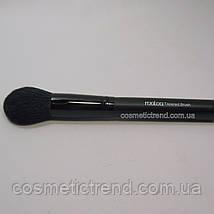 Кисть для макияжа (коническая для пудры/румян/бронзера) Tapered Brush M-309 №017 Malva cosmetics, фото 3