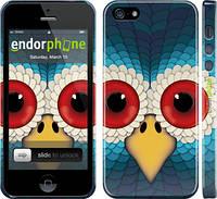 """Чехол на iPhone 5s Сова """"1068c-21"""""""