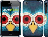 """Чехол на iPhone 3Gs Сова """"1068c-34"""""""