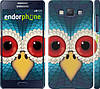 "Чехол на Samsung Galaxy A5 A500H Сова ""1068c-73"""