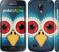 "Чехол на Samsung Galaxy S4 mini Duos GT i9192 Сова ""1068c-63"""