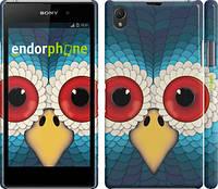 """Чехол на Sony Xperia Z1 C6902 Сова """"1068c-38"""""""