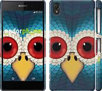"Чехол на Sony Xperia Z2 D6502/D6503 Сова ""1068c-43"""