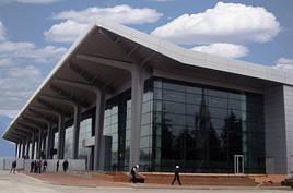 Аеропорт р. Харків Цегла керамічна М-125