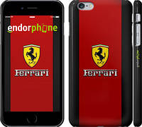 "Чехол на iPhone 6 Plus Ferrari ""1202c-48"""