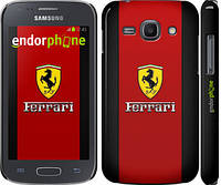 "Чехол на Samsung Galaxy Ace 3 Duos s7272 Ferrari ""1202c-33"""