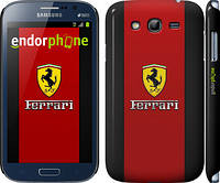 "Чехол на Samsung Galaxy Grand I9082 Ferrari ""1202c-66"""