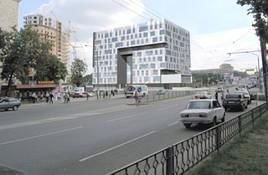 """Бізнес-центр """"Тетріс"""" Піноблок"""