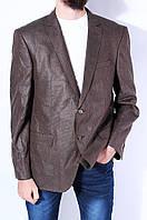 Пиджак мужской коричневый Турция 632